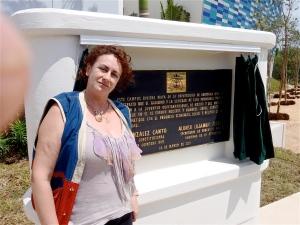 Author Dr Olga Lazin